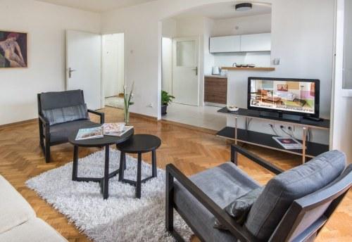 Apartmani Beograd | Apartmani na dan Beograd | Apartman A6 - Dnevni boravak