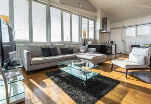 Apartmani Beograd | Jeftini apartmani Beograd | Apartman A4 - Dnevni boravak