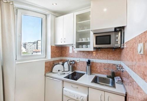 Apartmani Beograd | Povoljan smeštaj Beograd | Apartman A1' - Kuhinja