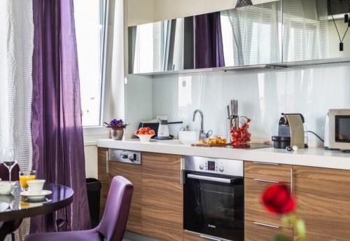 Apartmani Beograd | Apartman A37 | Sa parkingom - Kuhinja