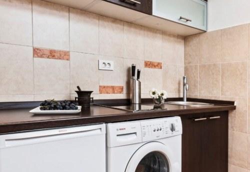 Apartmani Beograd | Najjeftiniji smeštaj | Apartman A0' - Kuhinja