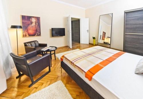 Apartmani Beograd | Apartman A20 | Strogi centar Knez Mihailova - Druga spavaća soba