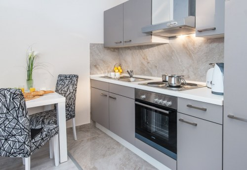 Apartmani Beograd | Lux apartmani Beograd | Apartman A31 - Kuhinja i trpezarija