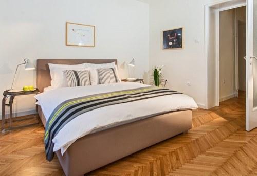 Apartmani Beograd | Smeštaj u Beogradu | Apartman A8 - Spavaća soba