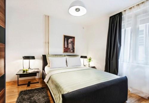 Apartmani Beograd | Apartman A19 | Strogi centar Trg Republike - Spavaća soba