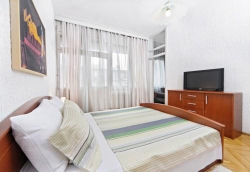 Apartmani Beograd | Apartman A41 | Strogi centar - Prva spavaća soba