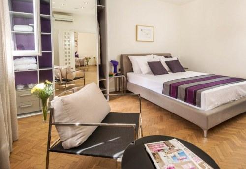 Apartmani Beograd | Luksuzni apartmani Beograd | Apartman A14 - Spavaća soba