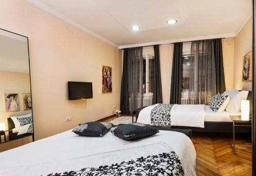 Apartmani Beograd | Apartman A18 | Pešačka zona - Spavaća soba