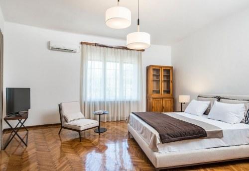 Apartmani Beograd | Apartman A24 | Strogi centar Pionirski park - Prva spavaća soba