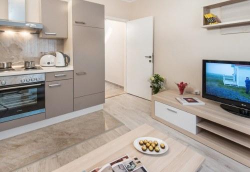Apartmani Beograd | Lux apartmani Beograd | Apartman A31 - Dnevni boravak i kuhinja