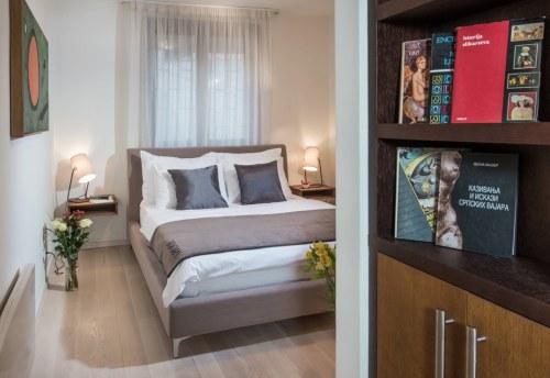 Apartmani Beograd | Centar | Apartman A32 - Spavaća soba