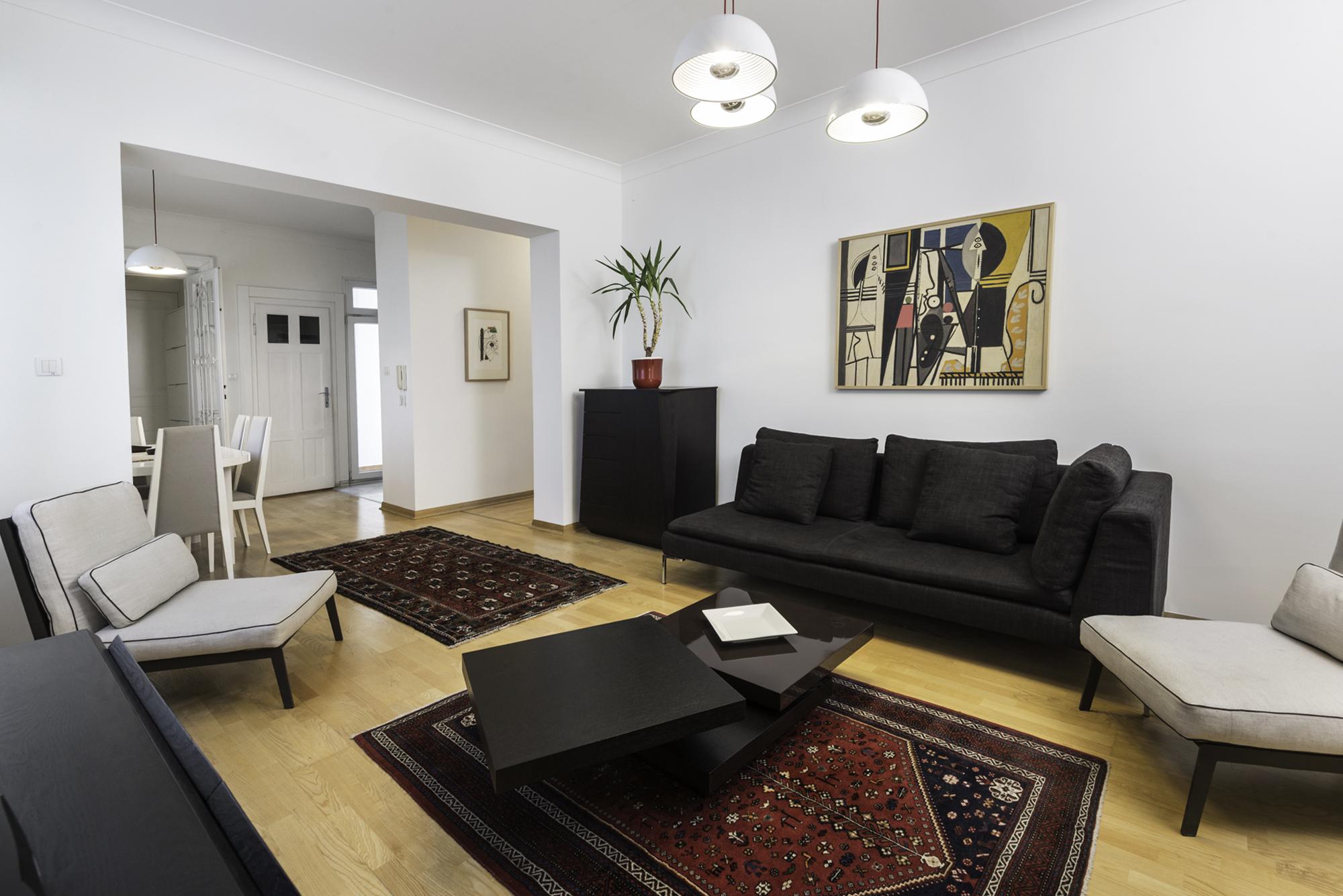 Apartman A35, Stan na dan Beograd