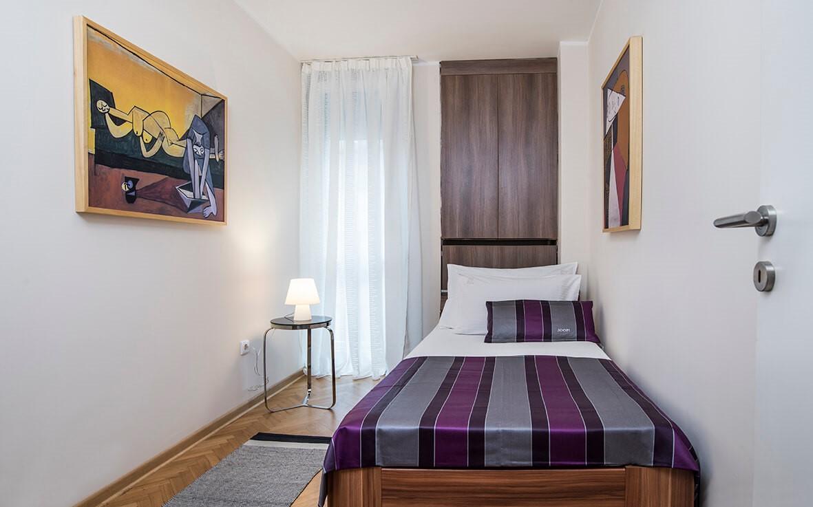 Apartmani Beograd | Apartman A42 | Nušićeva Terazije - Druga spavaća soba