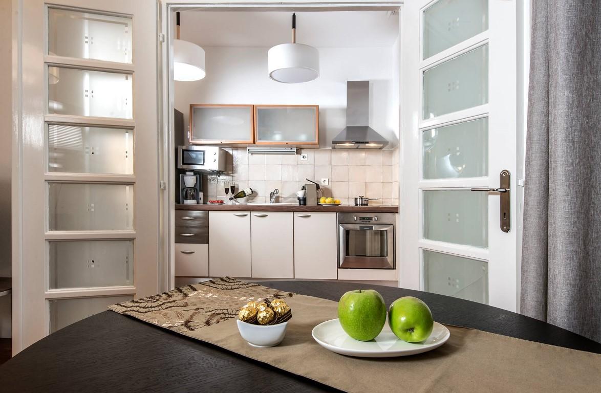 Apartmani Beograd | Stan na dan u Beogradu | Apartman A27 - Kuhinja