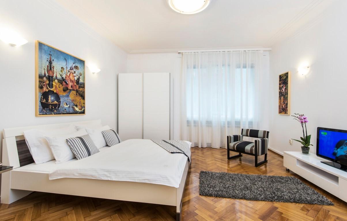 Apartmani Beograd | Strogi centar | Apartman A21 - Spavaća soba