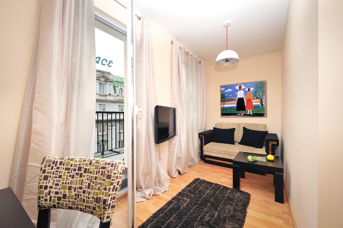 Apartman A43 - Apartmani u Beogradu centar