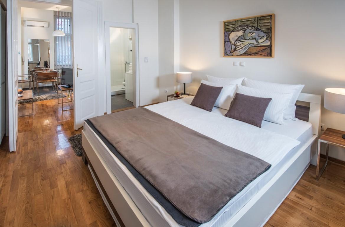 Apartmani Beograd | Pešačka zona | Apartman A12 - S