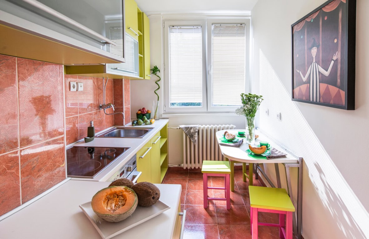 Apartmani Beograd | Apartman A23 | Skadarlija - Kuhinja