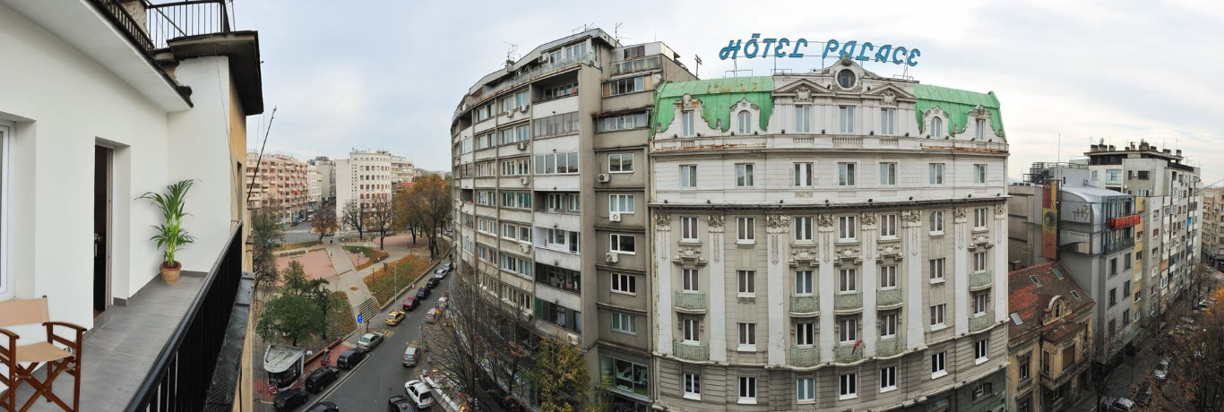 Apartmani Beograd   Apartman A43   Strogi centar - Pogled iz stana