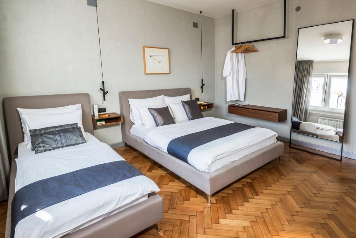 Apartmani Beograd | Beograd Apartmani | Apartman A11 - Prva spavaća soba