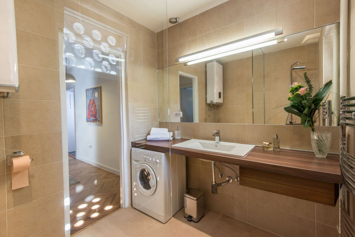 Apartmani Beograd | Smeštaj u Beogradu | Apartman A8 - Kupatilo