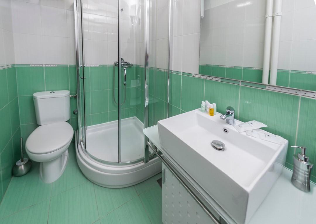 Apartmani Beograd | Apartman A23 | Skadarlija - Kupatilo