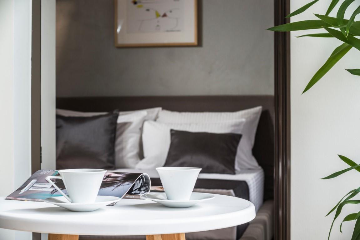 Apartmani Beograd | Luksuzni apartmani u Beogradu | Apartman A34 - Sto na terasi