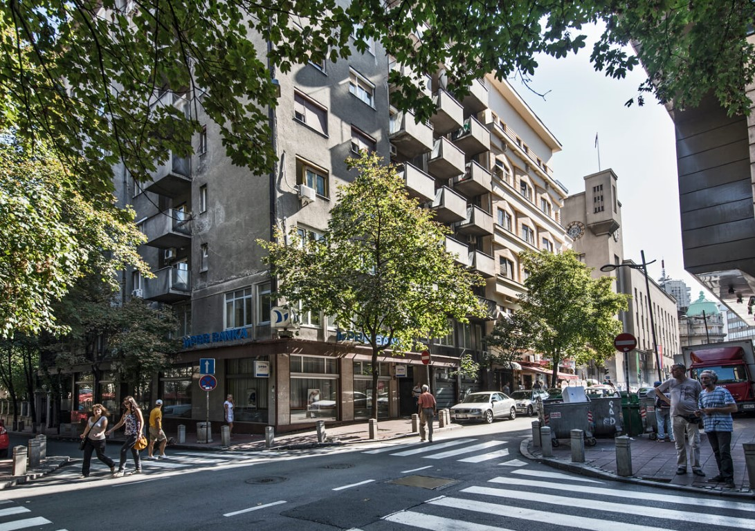 Apartmani Beograd | Apartman A19 | Strogi centar Trg Republike - Stan u Braće Jugovića
