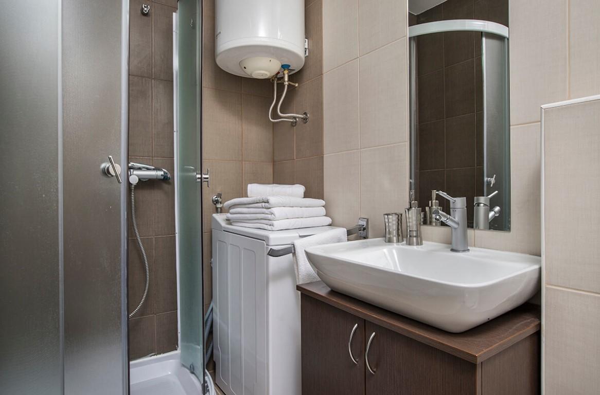 Apartmani Beograd | Apartman A42 | Nušićeva Terazije - Kupatilo