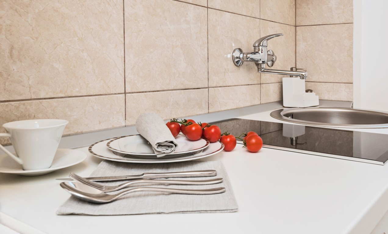 Apartmani Beograd | Strogi centar | Apartman A21 - Detalj iz kuhinje