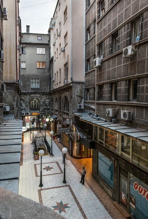 Apartmani Beograd | Apartman A18 | Pešačka zona - Pešačka zona