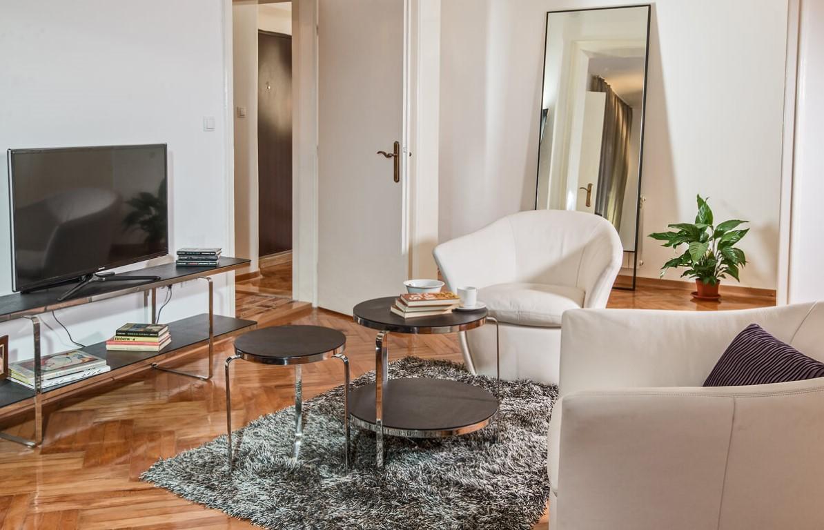 Apartmani Beograd | Apartman A29 | Studentski trg - Dnevni boravak
