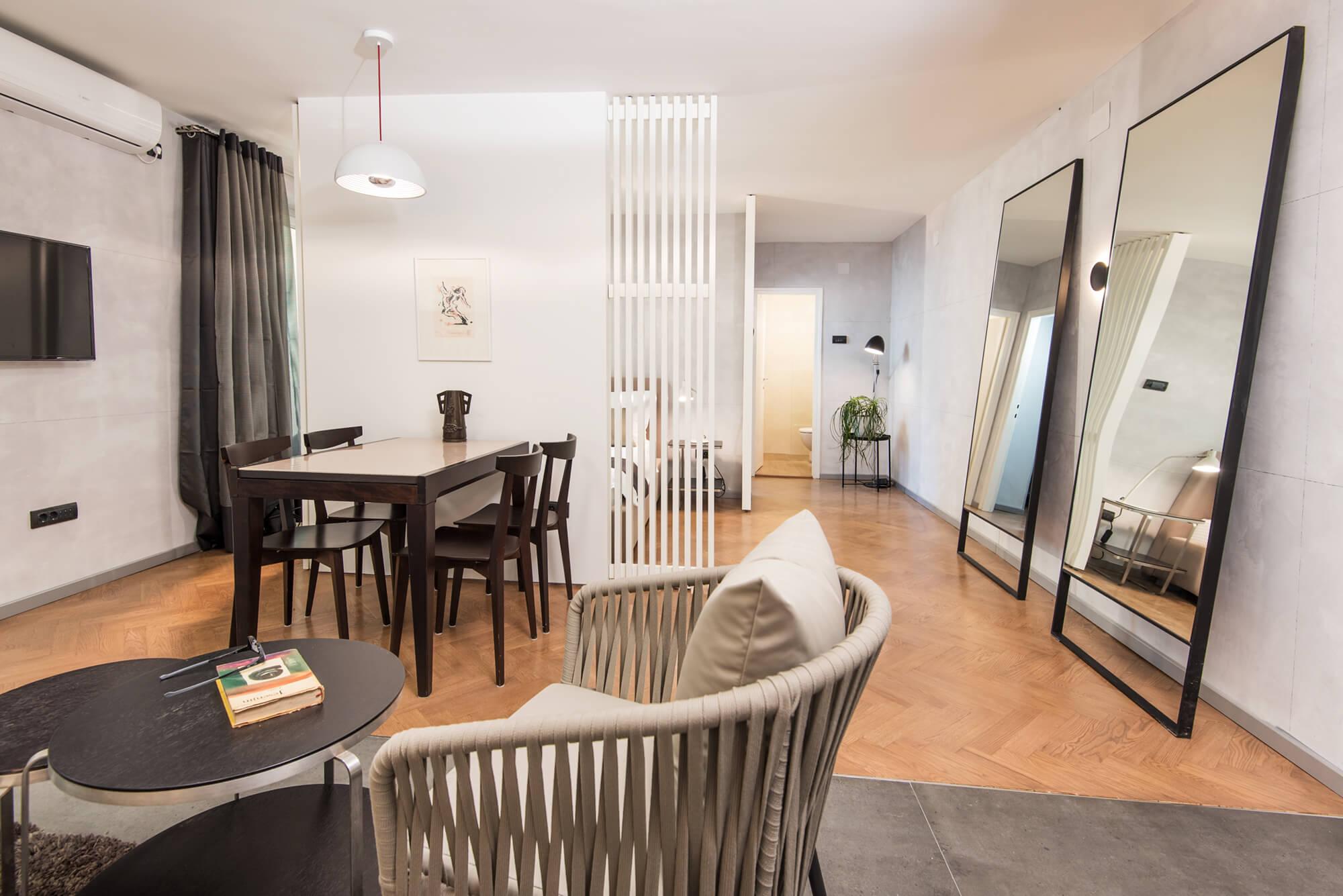 Apartmani Beograd na dan, Apartman Zeleni Venac A16