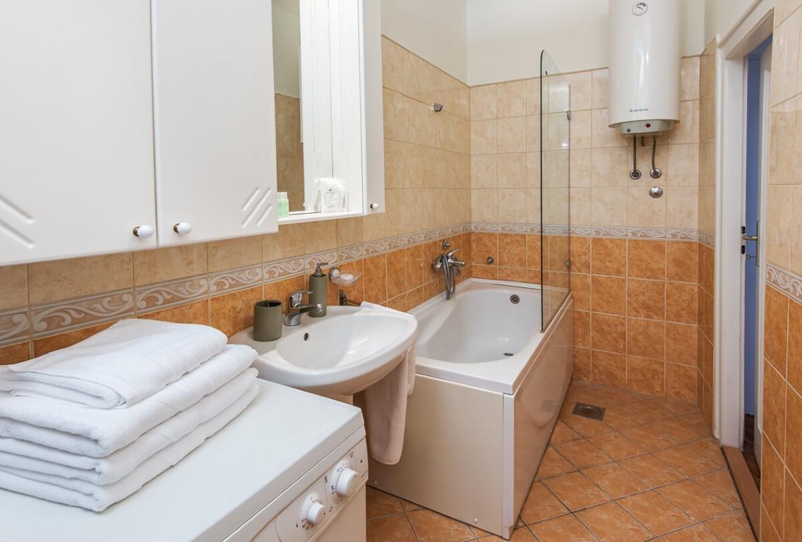 Apartmani Beograd | Smeštaj | Apartman A28 - Kupatilo