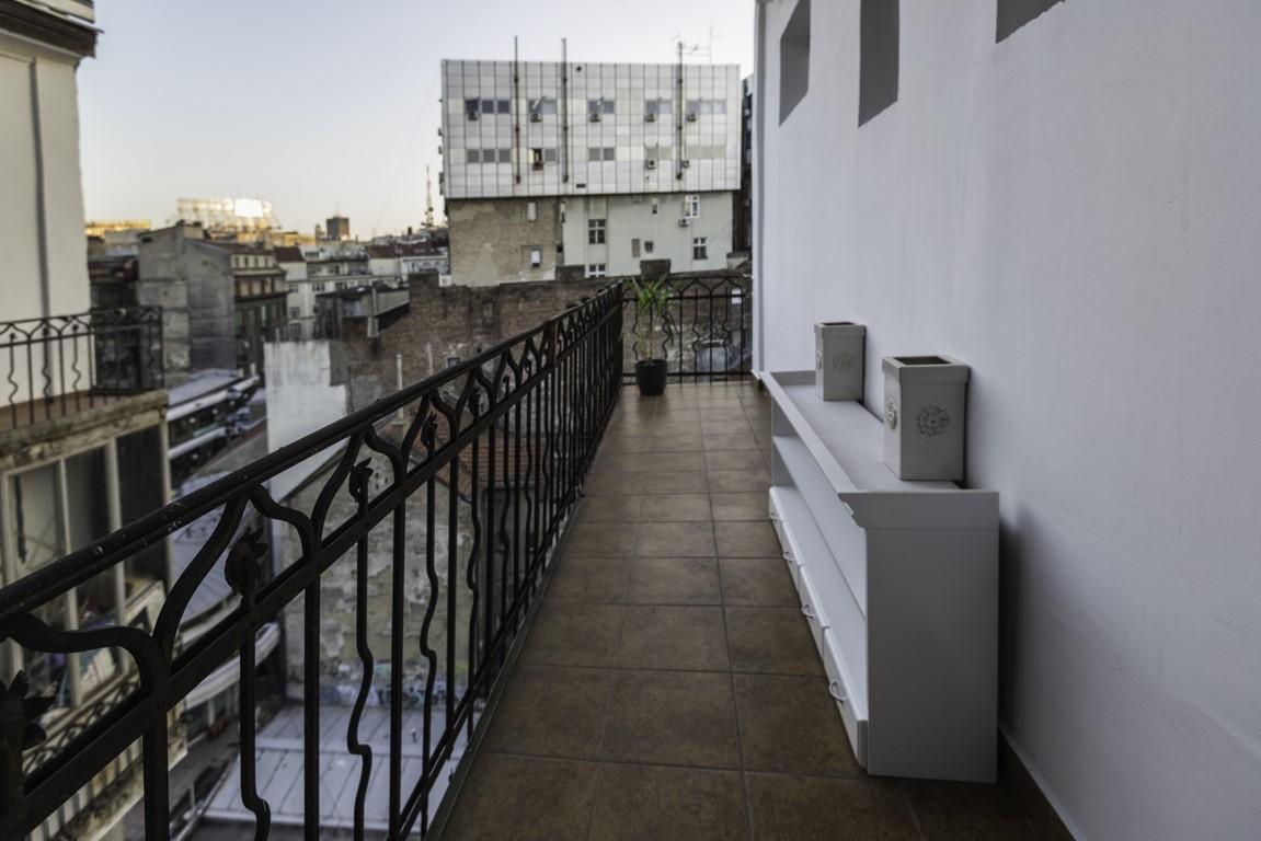 Apartmani Beograd | Stan na dan Beograd | Apartman A35 - Terasa