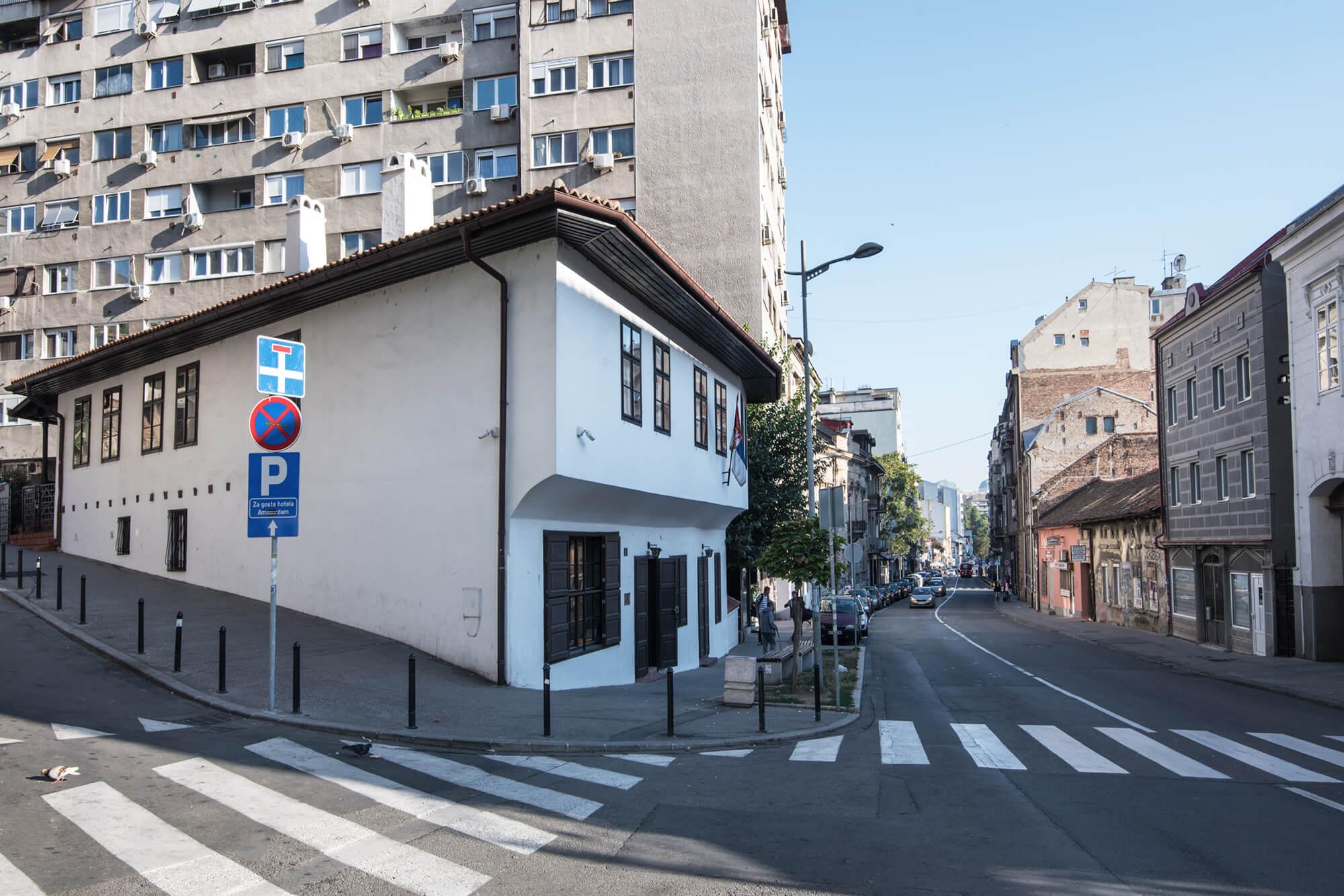 Apartmani u Beogradu, apartman Dositej