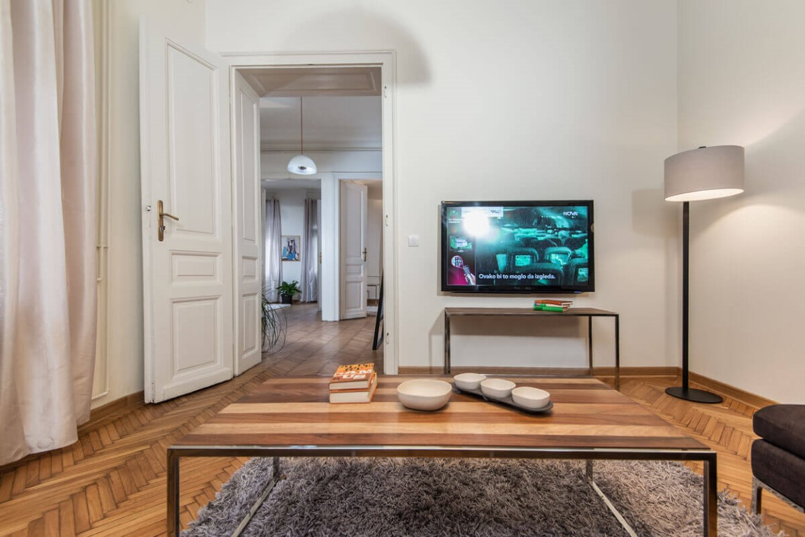 Apartmani Beograd | Smeštaj Beograd | Apartman A33 - Dnevni boravak