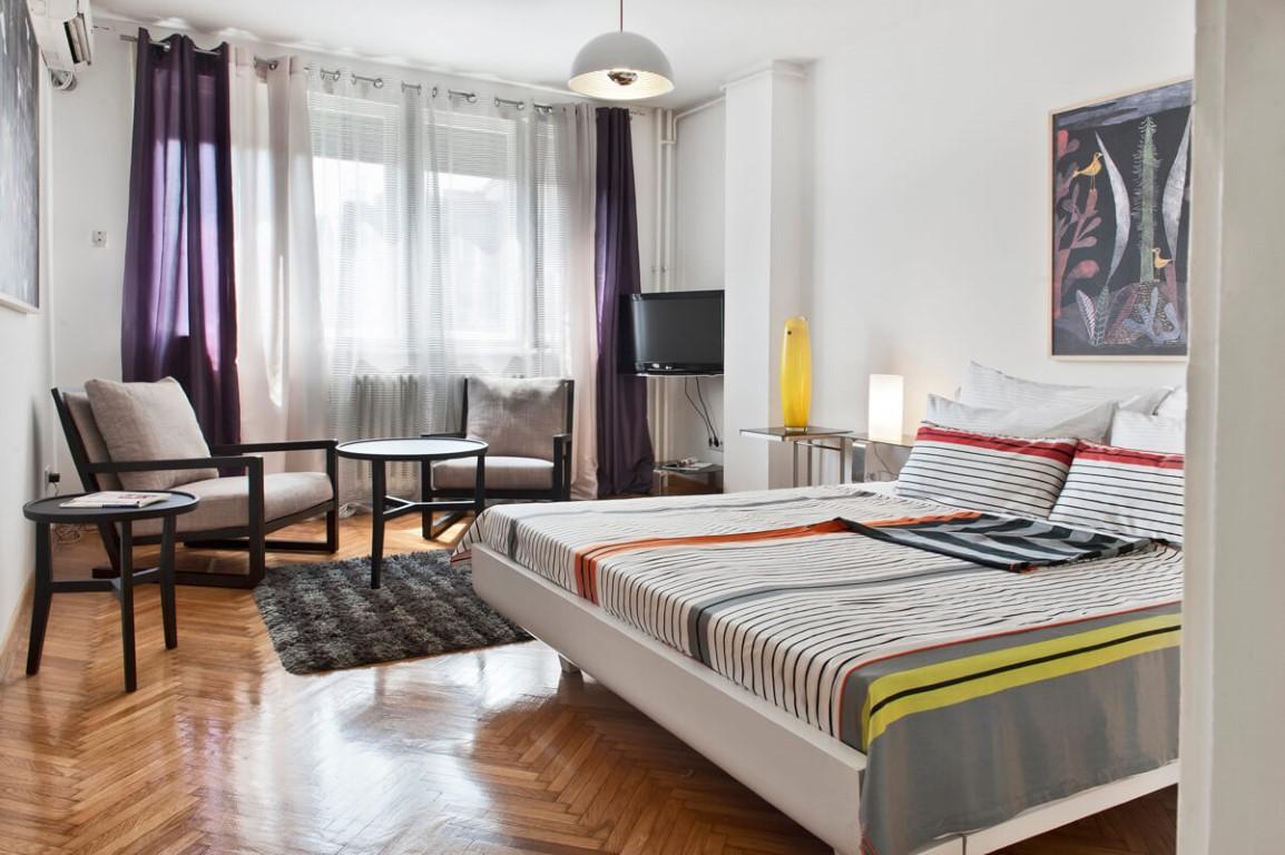 Apartmani Beograd | Povoljno | Apartman A13 - Dnevni boravak
