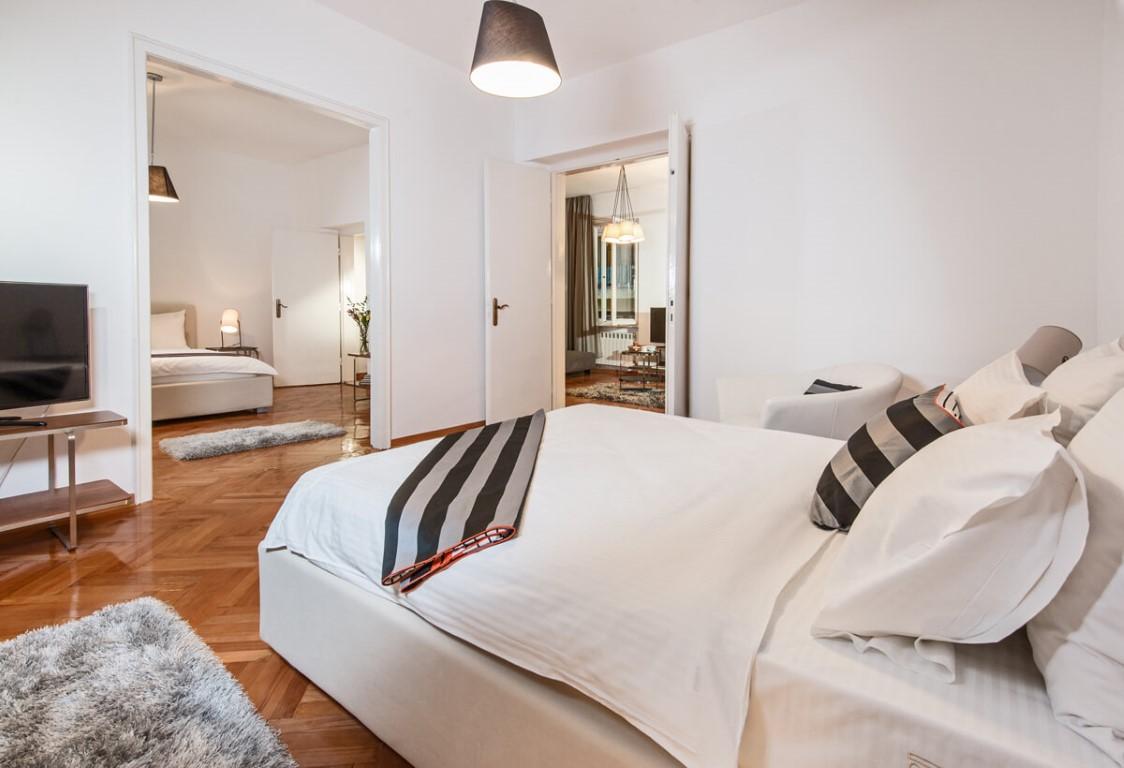 Apartmani Beograd | Apartman A29 | Studentski trg - Prva spavaća soba