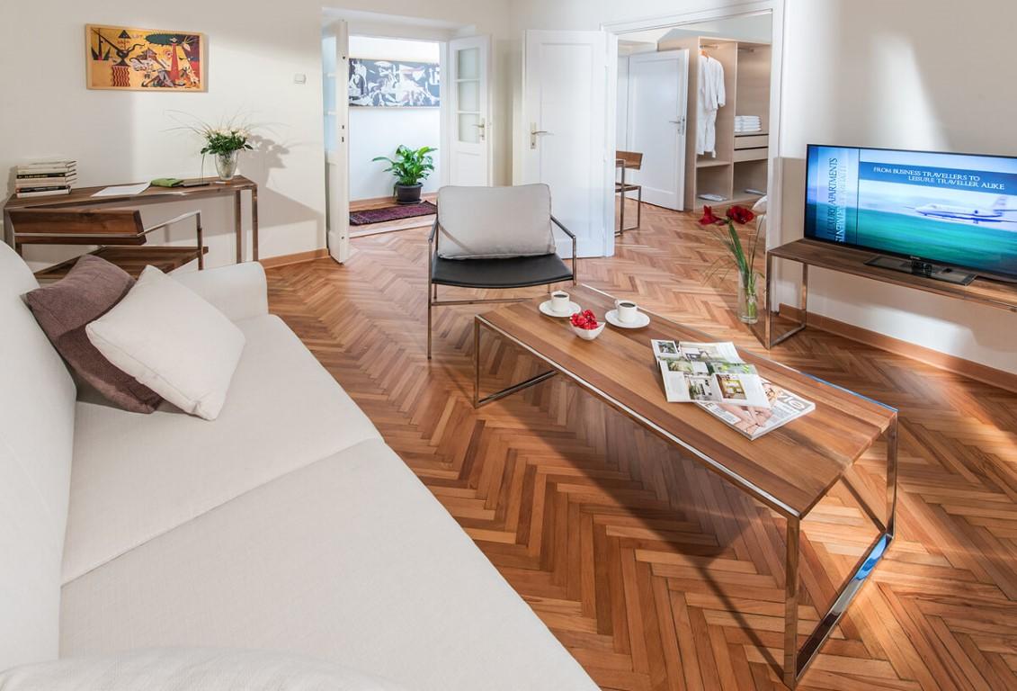 Apartmani Beograd | Smeštaj | Apartman A28 - Dnevni boravak