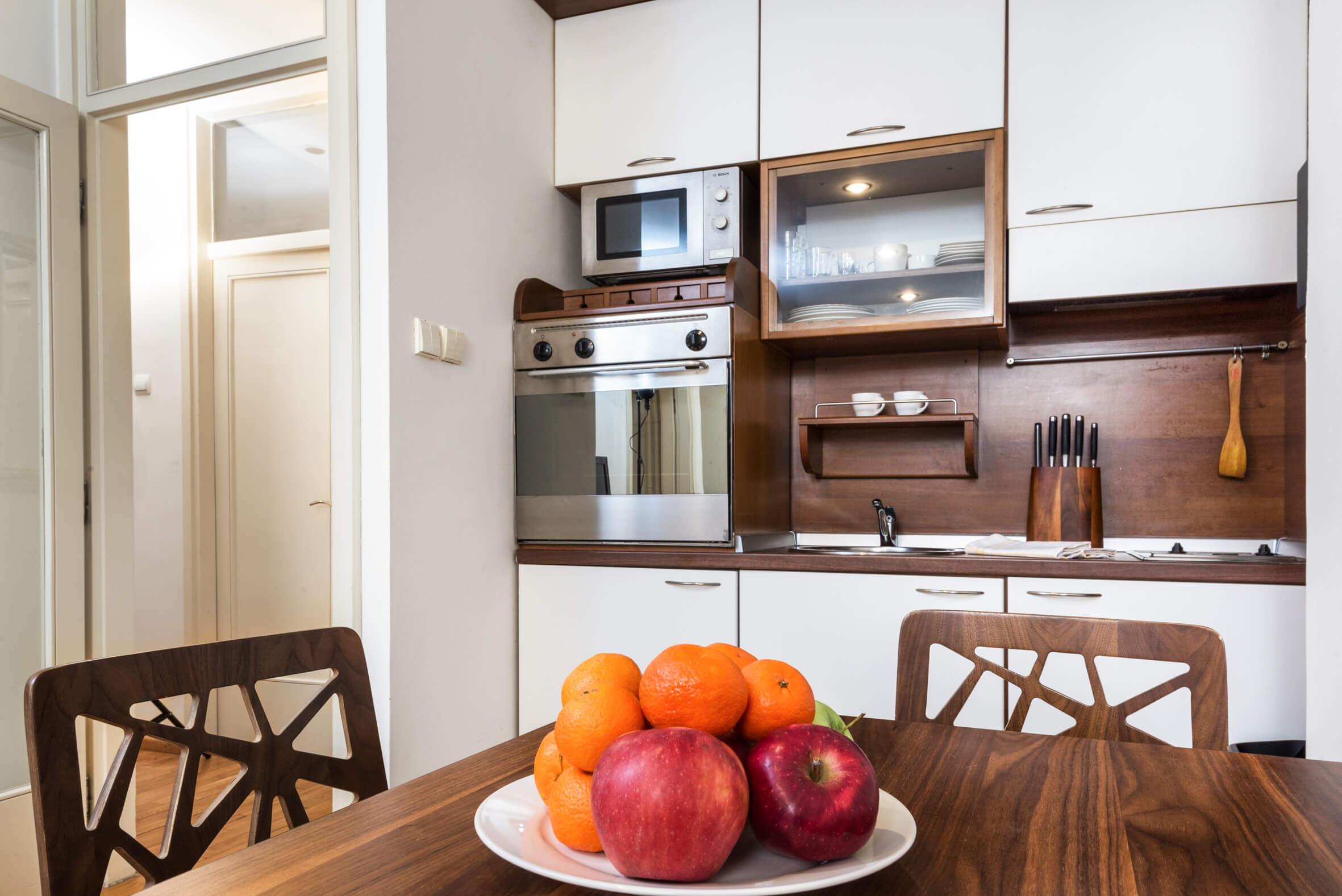 Apartmani Beograd | Stan na dan Beograd centar | Apartman A25 - Kuhinja