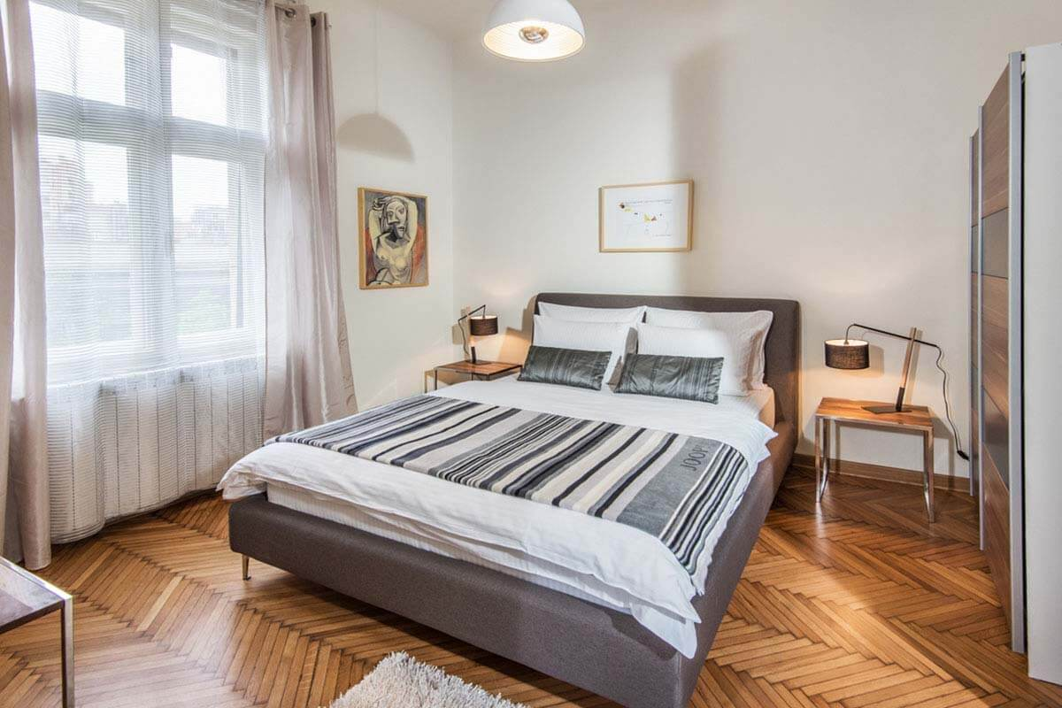 Apartman A33, Stan na dan u Beogradu