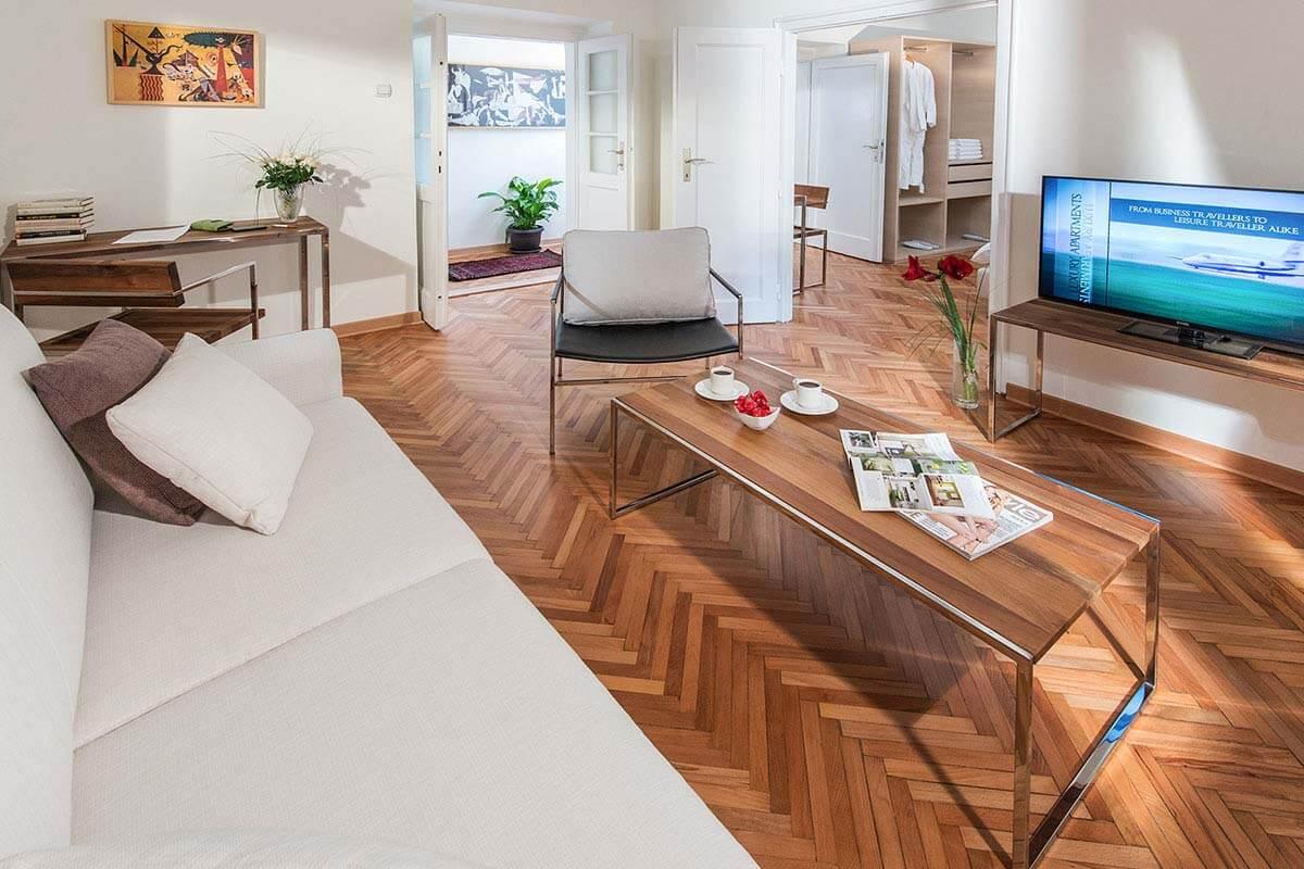 Apartman A28, Stan na dan Beograd centar