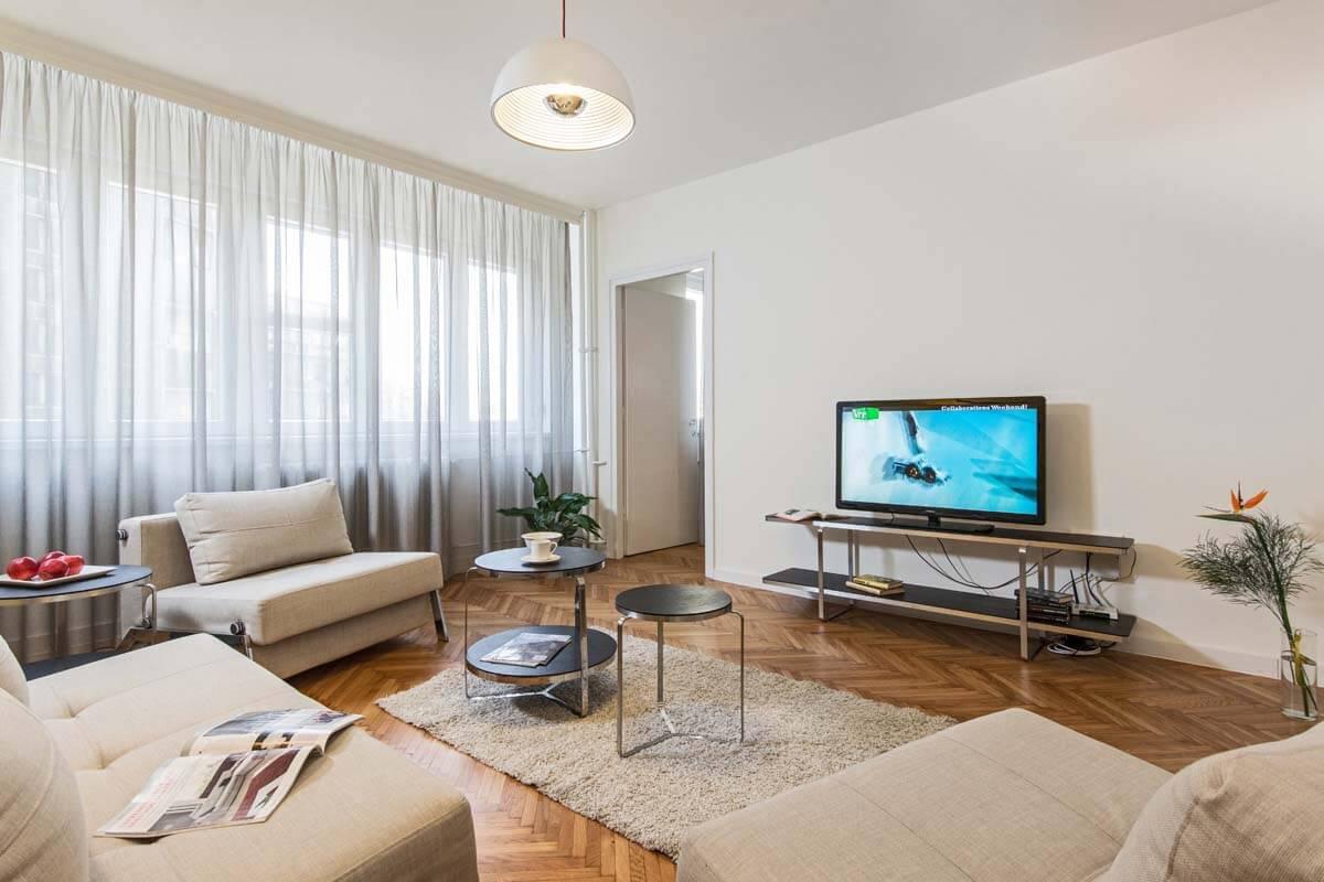 Apartman A38 - Smestaj u Beogradu sa parkingom