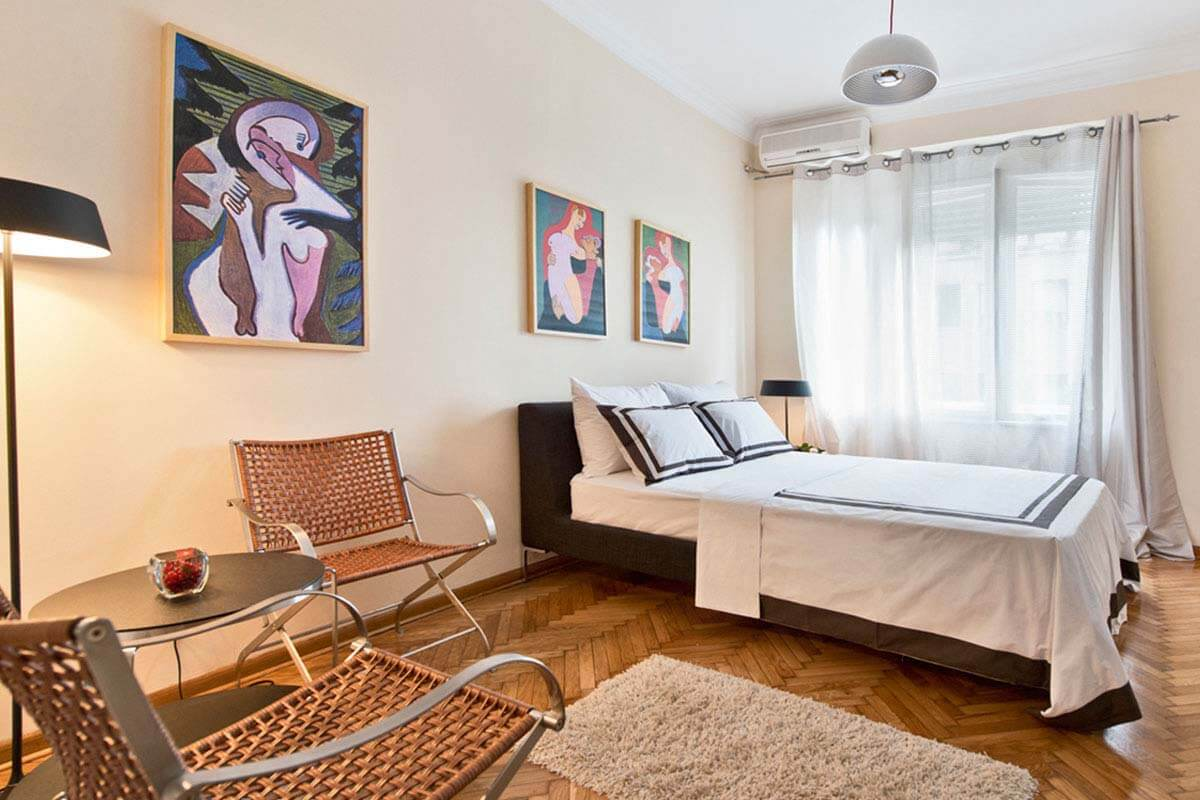 Apartman A17, Apartmani na dan u Beogradu
