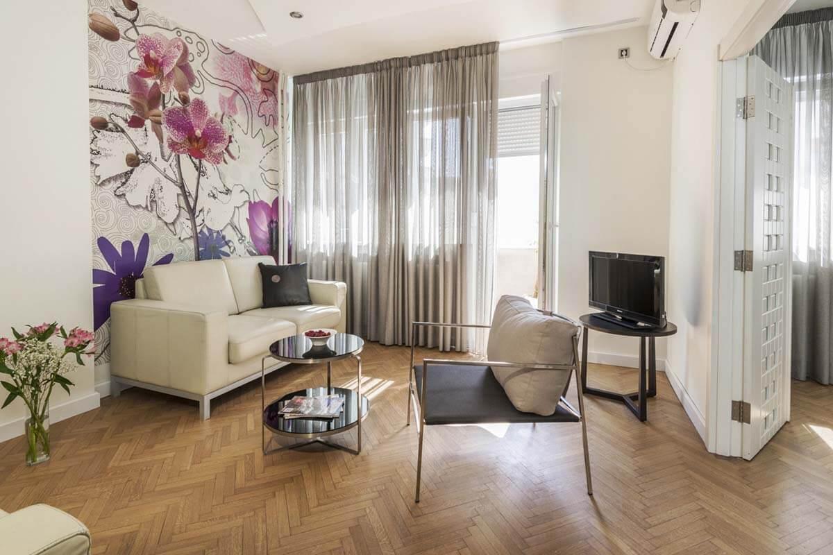 Luksuzni apartmani u Beogradu, Apartman A14