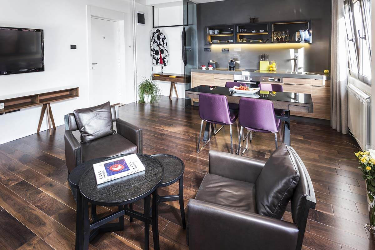 Apartmani Beograd, Apartman Palas A5