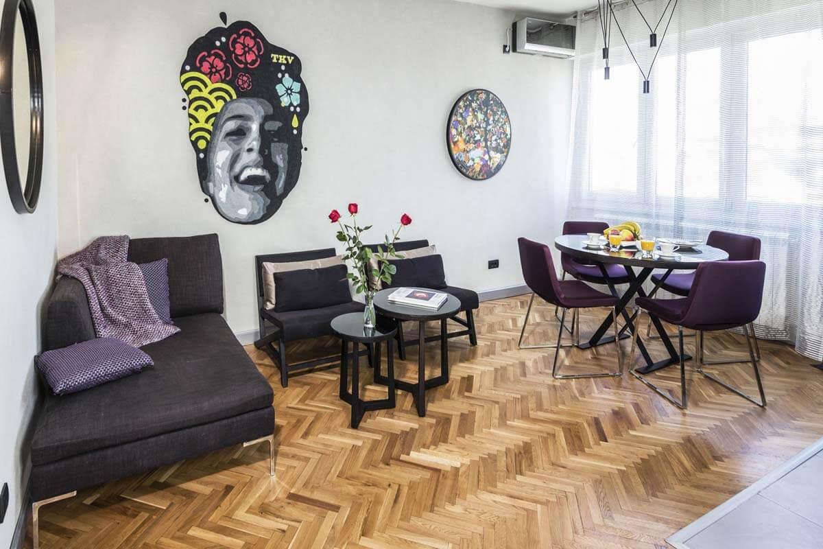 Apartman A11 pešačka zona, Apartmani u Beogradu